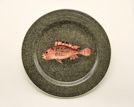 Πιάτο με χείλος